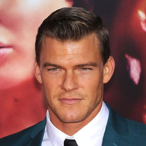 Mens Parted Hair Styles Entrancing Side Part Hairstyles And Parted Haircuts  Men's Hairstyles  .