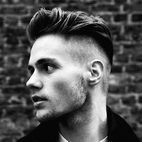 Shaved Sides Hairstyles For Men Men S Hairstyles