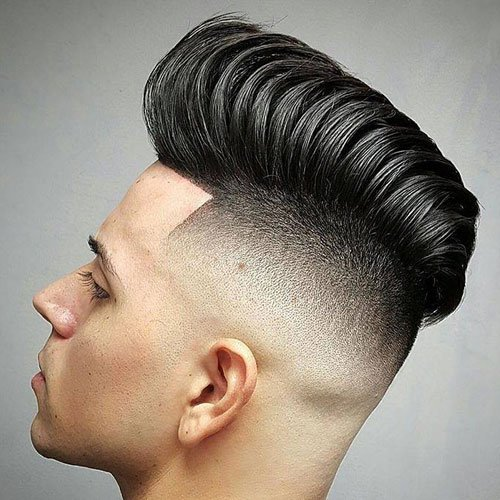 High School Clic Mens Hairstyles