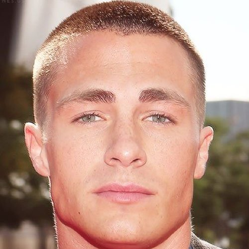 Teenage Guy Hairstyles   Buzz Cut