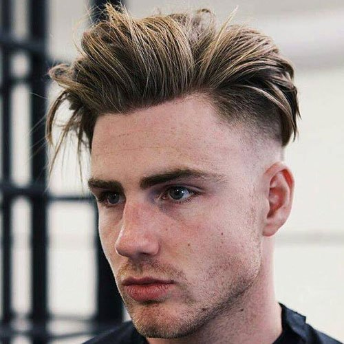 Excellent Hairstyles For Teenage Guys Men39S Hairstyles And Haircuts 2017 Short Hairstyles Gunalazisus