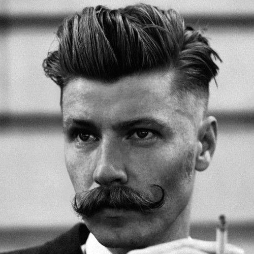 Hairstyles For Men With Thick Hair | Men's Hairstyles