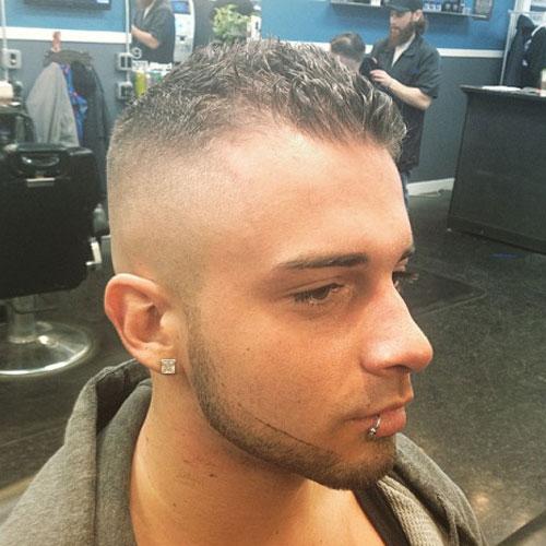 Terrific Best Hairstyles For Receding Hairlines Men39S Hairstyles And Short Hairstyles Gunalazisus