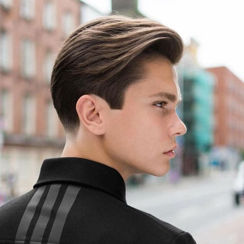 25 Cute Hairstyles For Guys 2019