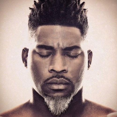 Enjoyable Afro Taper Fade Haircut Men39S Hairstyles And Haircuts 2017 Short Hairstyles Gunalazisus