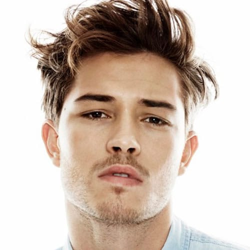 Wondrous Cute Hairstyles For Guys Men39S Hairstyles And Haircuts 2017 Hairstyles For Men Maxibearus