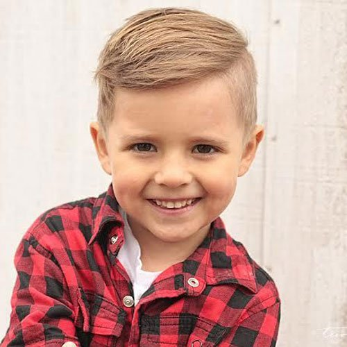 Cute Haircuts For Little Boys