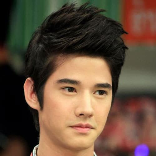Cute Hairstyles For Asian Guys