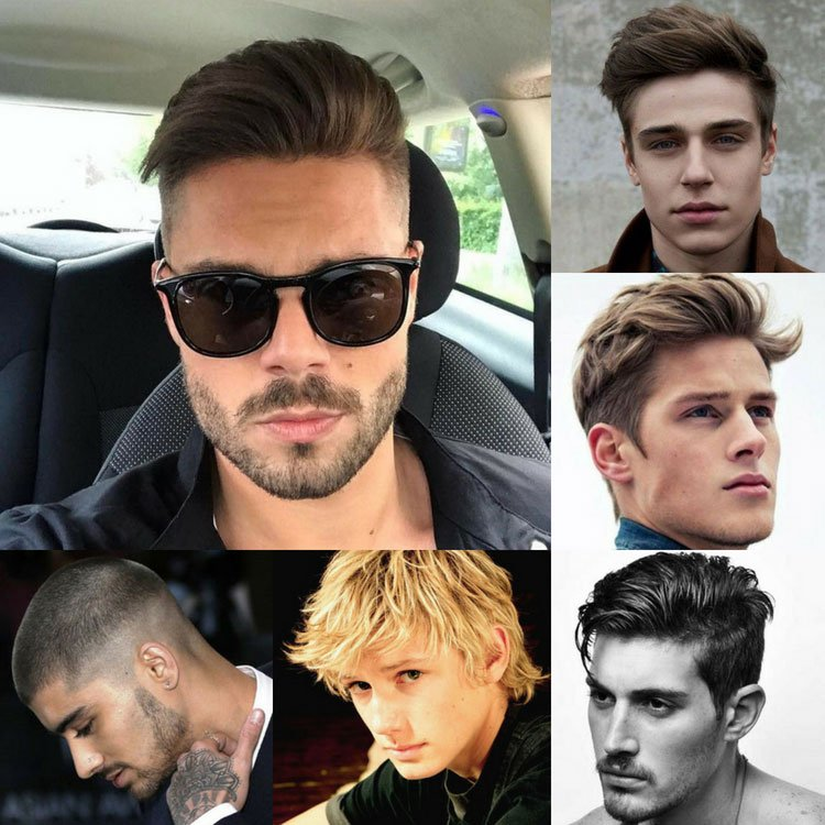 Cute Hairstyles For Boys and Men