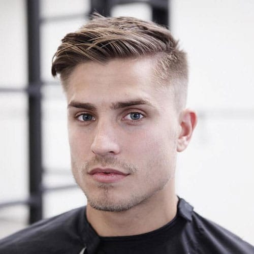 Terrific Cute Hairstyles For Guys Men39S Hairstyles And Haircuts 2017 Hairstyles For Men Maxibearus