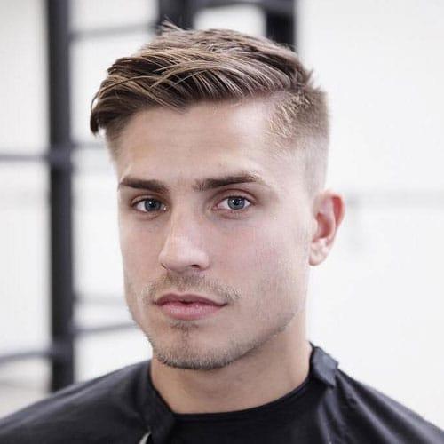 Astonishing Cute Hairstyles For Guys Men39S Hairstyles And Haircuts 2017 Short Hairstyles For Black Women Fulllsitofus