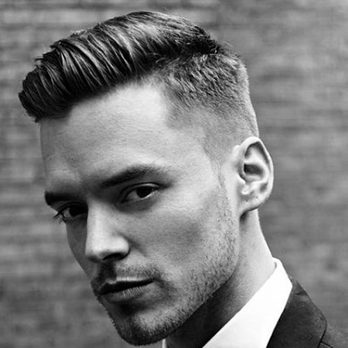 Cute Male Haircuts