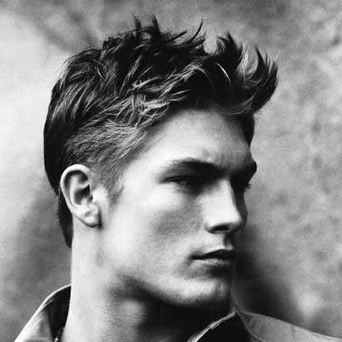 cute short haircuts for men 25 hairstyles for guys 2018 5188 | Cute Short Hairstyles For Men