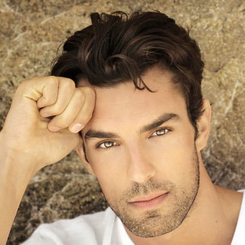 Hot Men's Hairstyles
