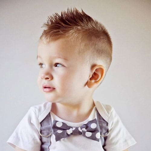 35 Cute Toddler Boy Haircuts Best Cuts Styles For Little Boys In 2020