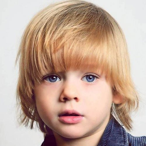 35 Cute Toddler Boy Haircuts Best Cuts Styles For Little Boys In 2021