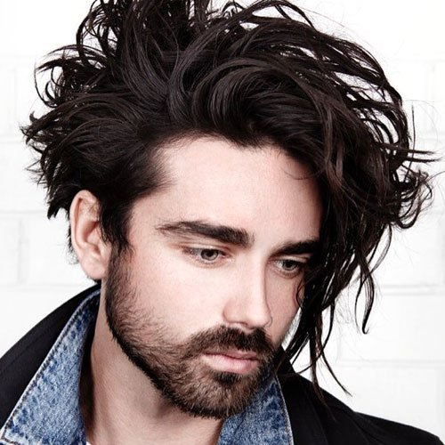 long hair guys styles 19 best hairstyles for cool haircuts for 1637 | Long Hairstyles For Guys