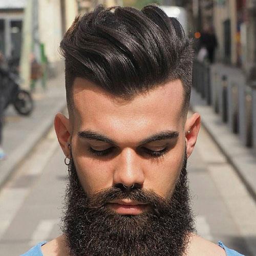 Awe Inspiring 19 Long Hairstyles For Men Men39S Hairstyles And Haircuts 2017 Short Hairstyles Gunalazisus