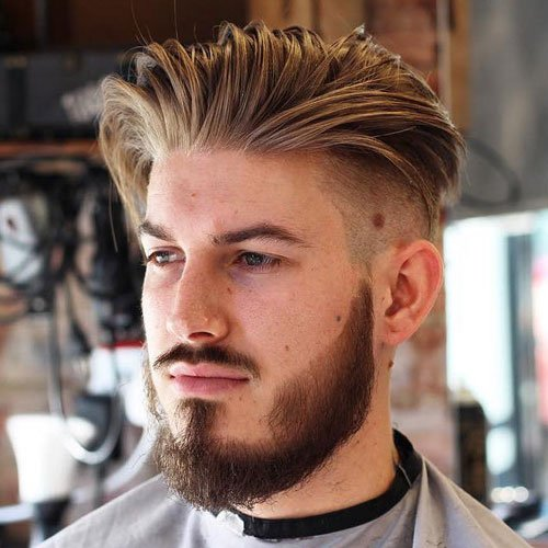 Men's Long Haircuts