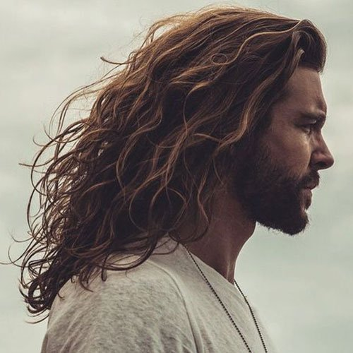 Groovy 19 Long Hairstyles For Men Men39S Hairstyles And Haircuts 2017 Short Hairstyles For Black Women Fulllsitofus