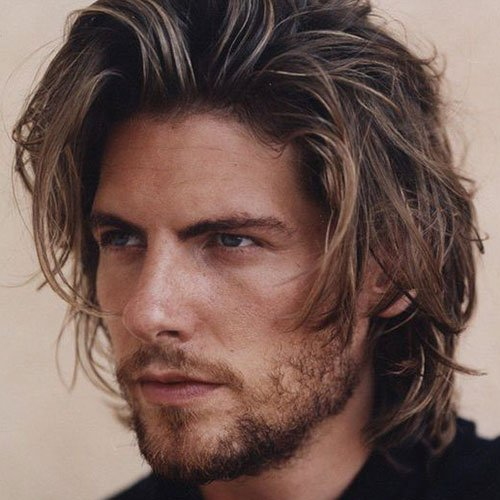 Men's Longer Hairstyles