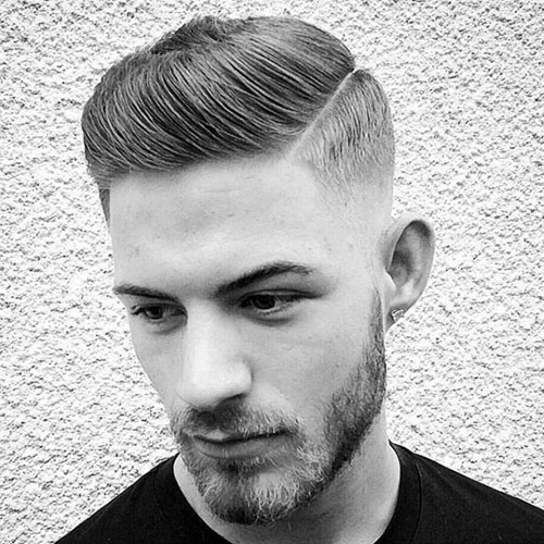Pleasant 13 Quiff Haircuts For Men Men39S Hairstyles And Haircuts 2017 Short Hairstyles For Black Women Fulllsitofus