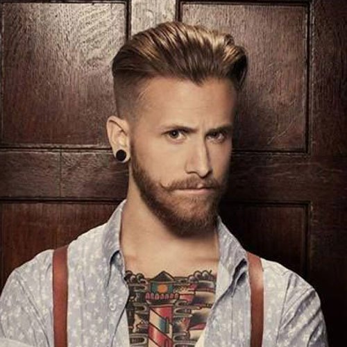 Modern Rockabilly Hairstyles
