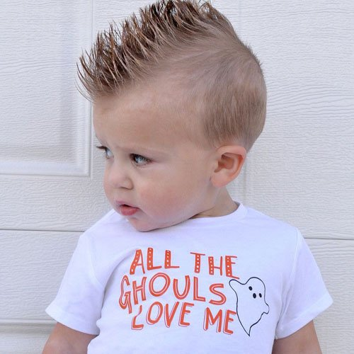 Mohawk Haircut For Little Boys