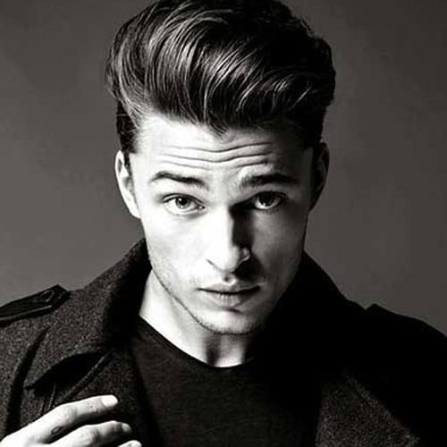 Super 15 Rockabilly Hairstyles For Men Men39S Hairstyles And Haircuts 2017 Short Hairstyles Gunalazisus