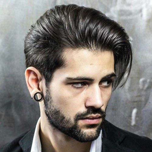 Sexy hairstyles for men mens hairstyles haircuts 2018 sexiest male hairstyles urmus Images
