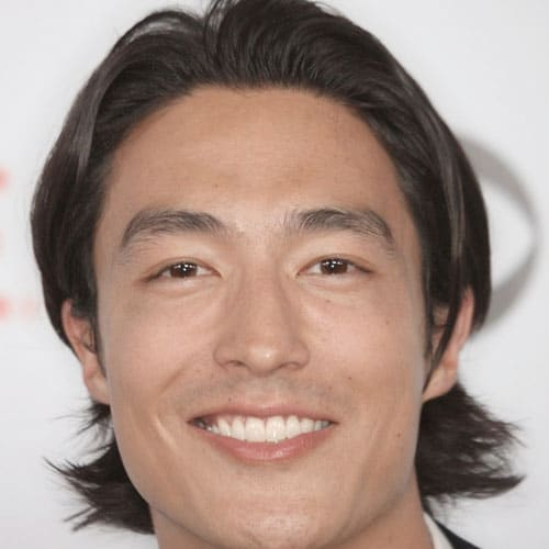 Sexy Hairstyles For Asian Men