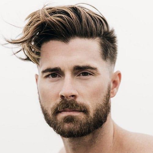 Sexy men hair cuts