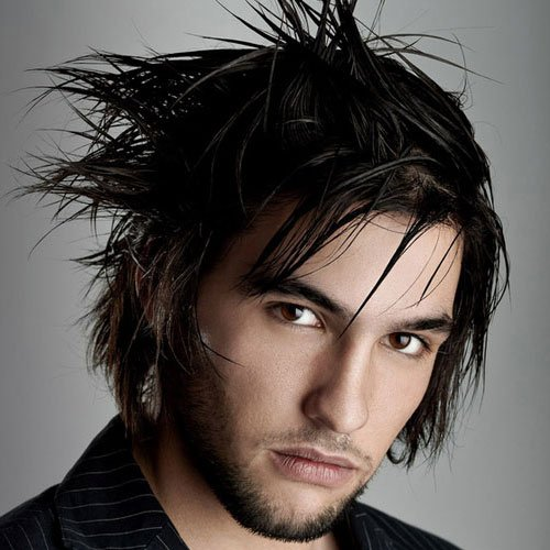 19 Emo Hairstyles For Guys Men S Hairstyles Haircuts 2017