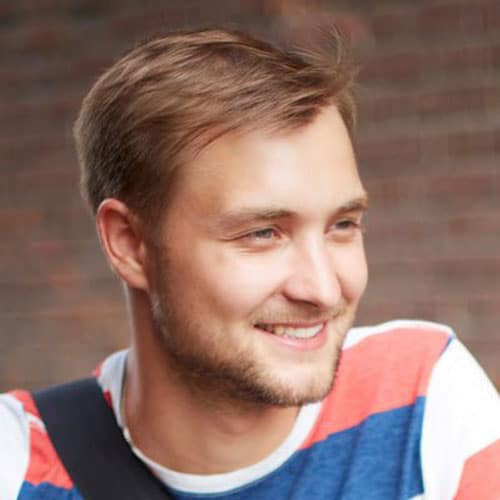 Swell Best Hairstyles For Receding Hairlines Men39S Hairstyles And Short Hairstyles Gunalazisus