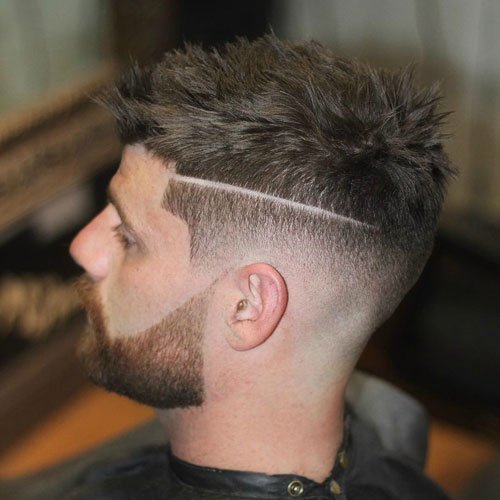 Short Messy Haircuts For Men. Long Messy Hair