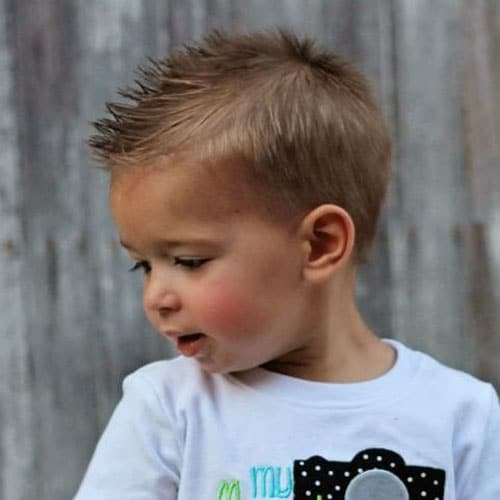 15 Cute Toddler Boy Haircuts Men S Hairstyles Haircuts