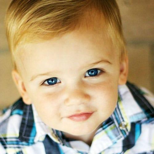 15 Cute Toddler Boy Haircuts Men S Hairstyles Haircuts