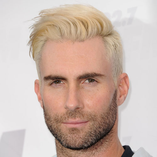 Magnificent Adam Levine Haircut Men39S Hairstyles And Haircuts 2017 Short Hairstyles For Black Women Fulllsitofus