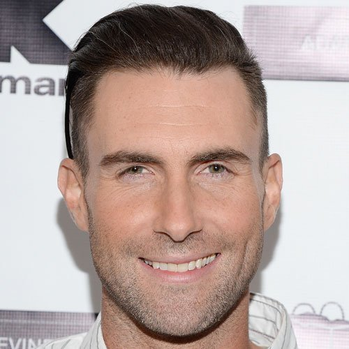 Adam levine haircut mens hairstyles haircuts 2018 adam levine short hair comb over urmus