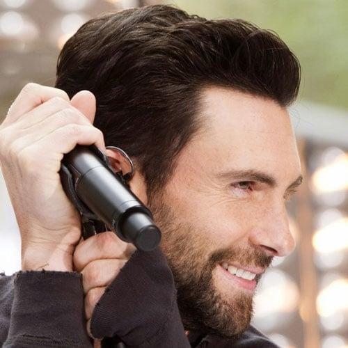 Adam Levine Short Hair