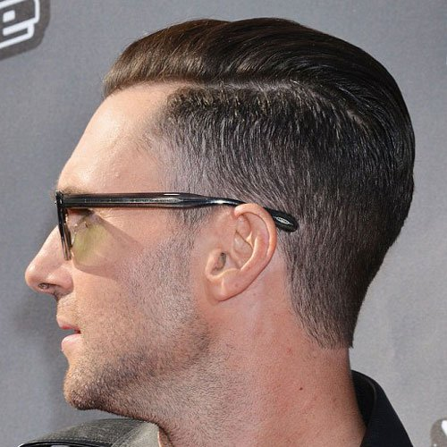 Adam levine haircut mens hairstyles haircuts 2018 adam levine short haircut high fade urmus