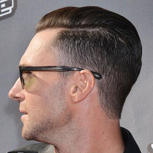 Wondrous Adam Levine Haircut Men39S Hairstyles And Haircuts 2017 Short Hairstyles For Black Women Fulllsitofus