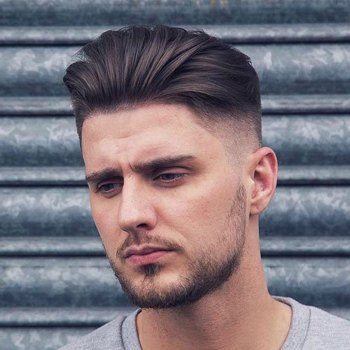 Top 35 Popular Men S Haircuts Hairstyles For Men 2019: Best Hairstyles For Men With Round Faces