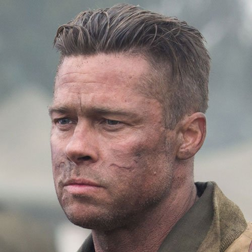 haircut names the gallery for gt brad pitt seven haircut 6076