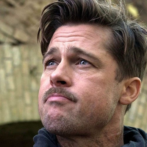 Brad Pitt Inglourious Basterds Haircut