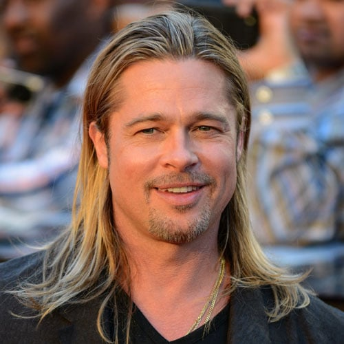 Brad Pitt Hairstyles Men S Hairstyles Haircuts 2019