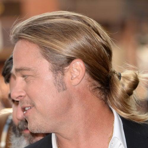 Brad Pitt Hairstyles Men S Hairstyles Haircuts 2017