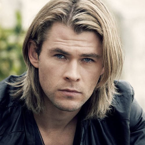 Celebrity Hairstyles - Chris Hemsworth