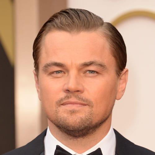 Celebrity Hairstyles - Leonardo Dicaprio