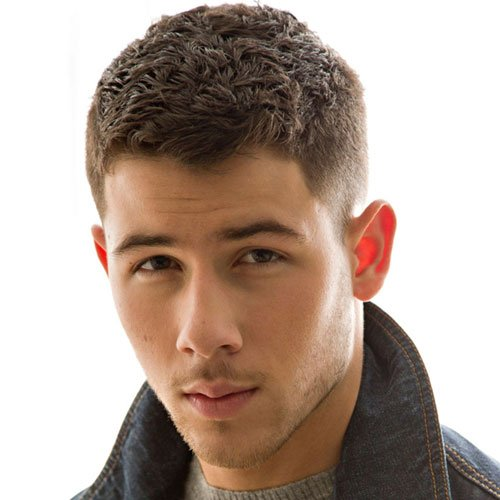 Celebrity Hairstyles - Nick Jonas